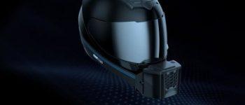 دستگاه خنک کننده کلاه ایمنی موتورسواران اختراع شد